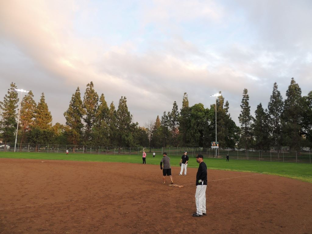 Softball Diamond