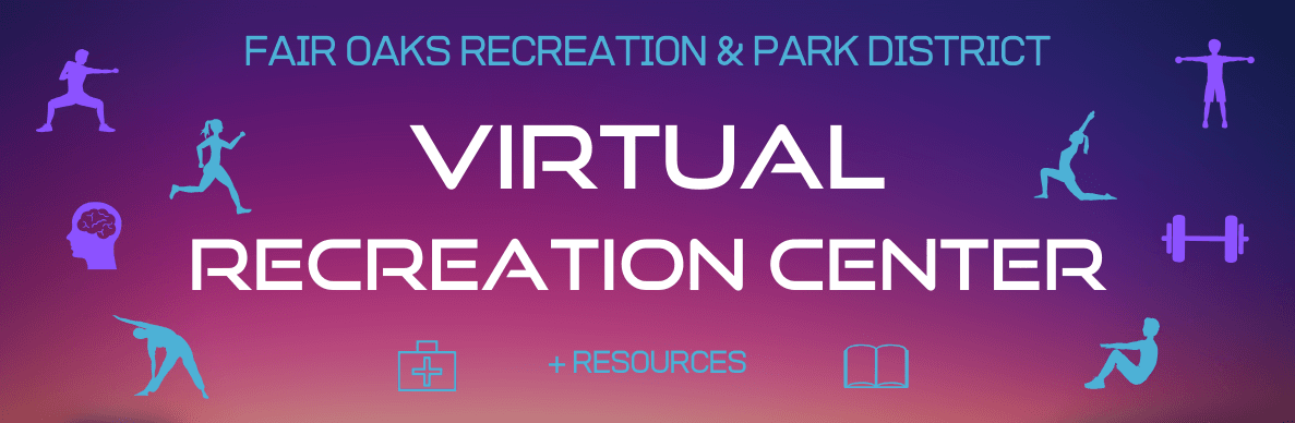 Virtual Recreation Center Banner