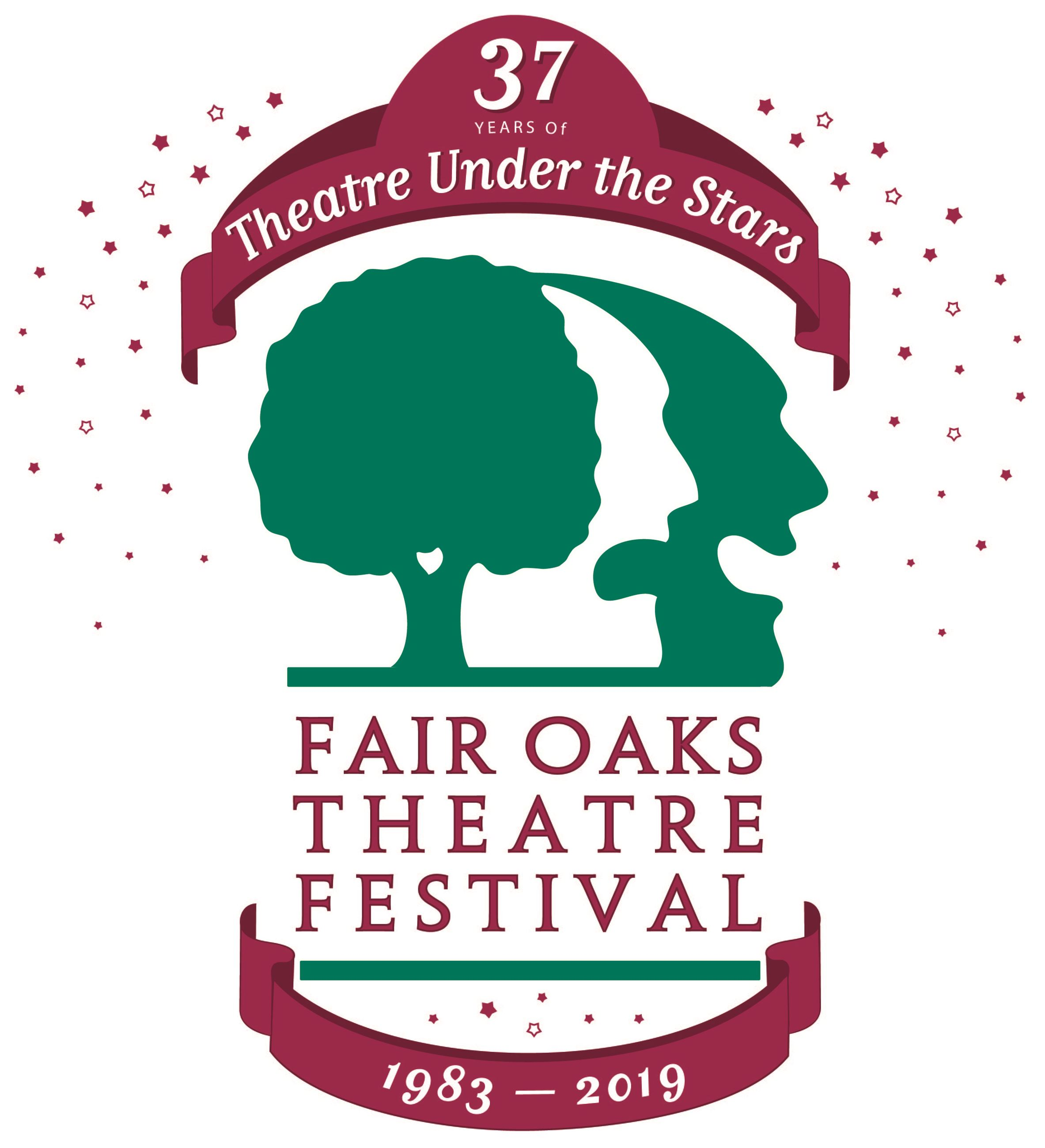 Fair Oaks Theatre Festival logo Opens in new window