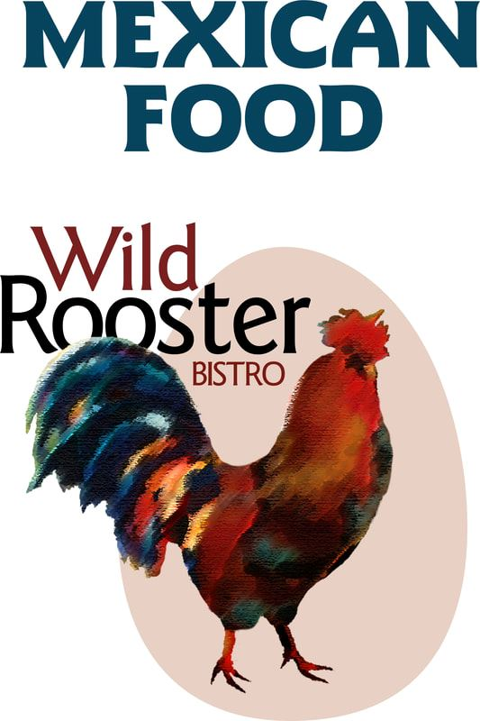Wild Rooster Bistro Logo Opens in new window